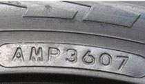 Tires built AFTER January 1, 2000