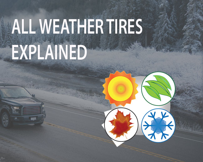 All Weather Tires Explained